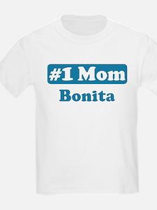 #1 Mom Bonita T-Shirt