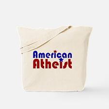 American Atheist Tote Bag