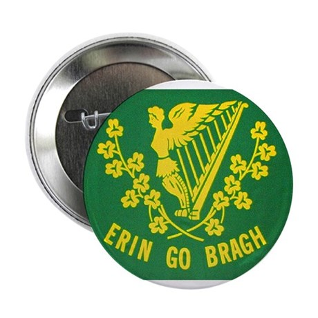 "Ireland Green Flag 2.25"" Button (10 pack)"