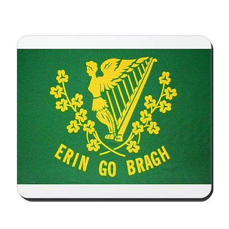 Ireland Green Flag Mousepad
