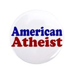 "American Atheist 3.5"" Button"