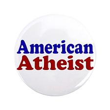 "American Atheist 3.5"" Button"