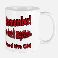 Feed the GM! Mug