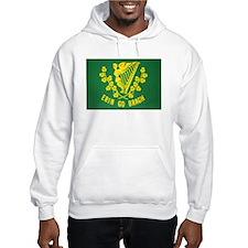 Ireland Green Flag Hoodie
