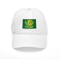 Ireland Green Flag Baseball Cap