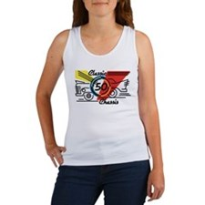 Classic Chassis 50th Birthday Women's Tank Top