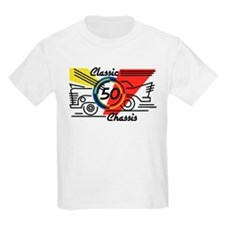 Classic Chassis 50th Birthday T-Shirt