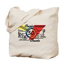 Classic Chassis 50th Birthday Tote Bag
