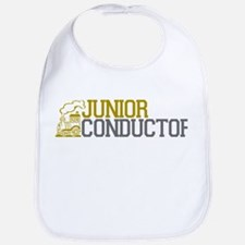 Junior Train Conductor Bib