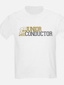 Junior Train Conductor T-Shirt