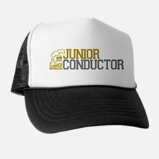 Junior Train Conductor Trucker Hat
