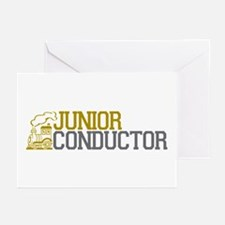 Junior Train Conductor Greeting Cards (Pk of 10)