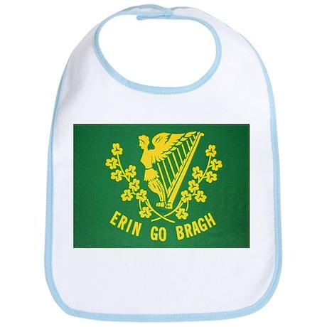 Ireland Green Flag Bib