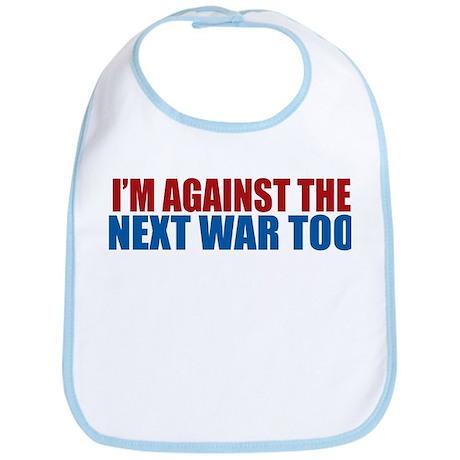 Against Next War Bib