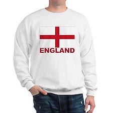 England Flag Jumper