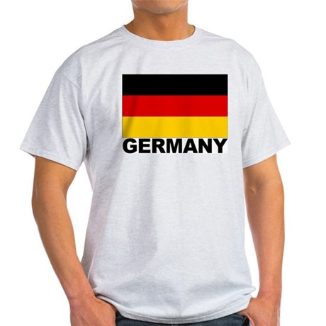 Germany Flag Light T-Shirt