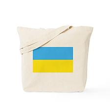 Ukraine World Flag Tote Bag