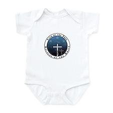 Land of the Free Infant Bodysuit