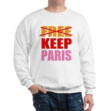 Keep Paris T-shirts Sweatshirt