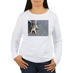 Squirrel Women's Long Sleeve T-Shirt