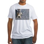 Squirrel Fitted T-Shirt