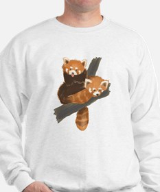 Red Pandas Sweatshirt