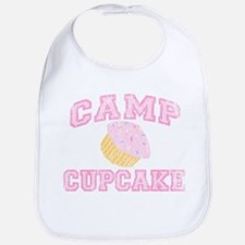 Camp Cupcake Retro Bib