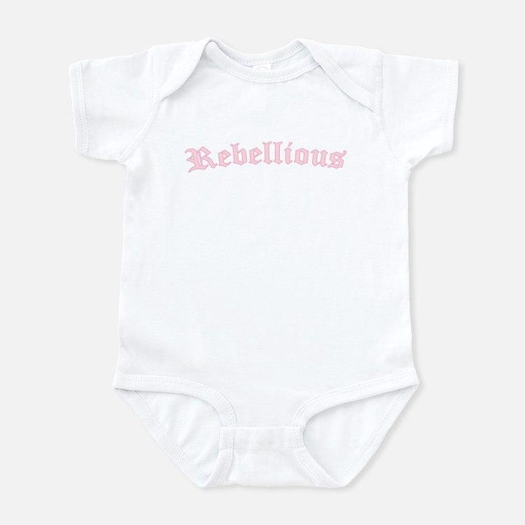 Rebellious Infant Bodysuit
