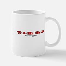 fission happens Mug