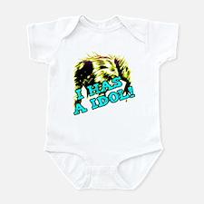 I HAS A IDOL Infant Bodysuit