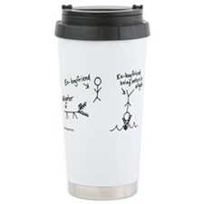 Eaten by Alligator Travel Mug