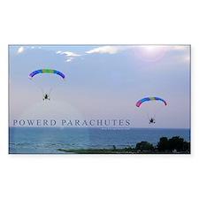 Powered Parachute Decal