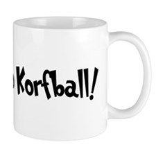 Addicted to Korfball Mug