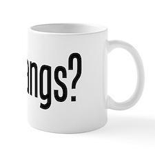 got fangs? Mug