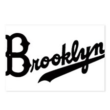 Funny Brooklyn Postcards (Package of 8)