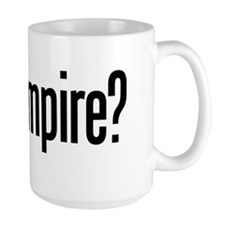 got vampire? Mug