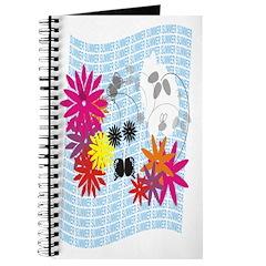 Summer Flowers Journal