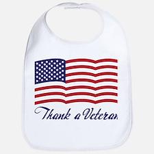 Thank A Veteran Bib