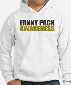 Fanny Pack Awareness Hoodie