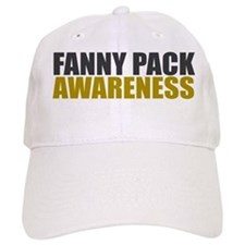 Fanny Pack Awareness Baseball Cap