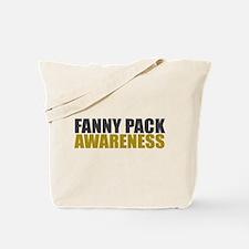 Fanny Pack Awareness Tote Bag