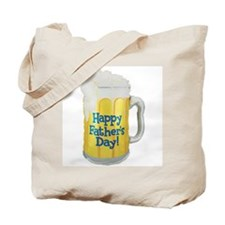 Father's Day Drink Tote Bag