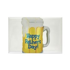 Father's Day Drink Rectangle Magnet (10 pack)