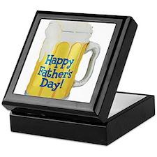 Father's Day Drink Keepsake Box
