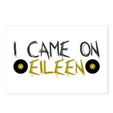 I Came on Eileen Postcards (Package of 8)
