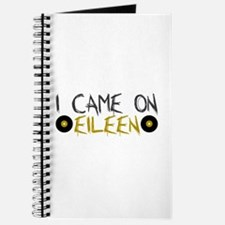 I Came on Eileen Journal