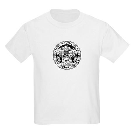 Haile Selassie I University Kids Light T-Shirt
