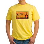 Alaska Southern Yellow T-Shirt