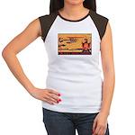 Alaska Southern Women's Cap Sleeve T-Shirt