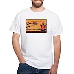 Alaska Southern White T-Shirt